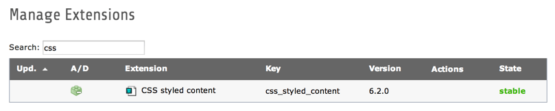 css_styled_content in the EM