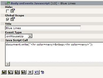 EXT: Body onEvents Javascript — de_addbodyjscript 0 1 7
