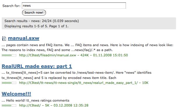 EXT: mnoGoSearch — mnogosearch 2 2 2 documentation